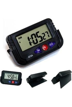 Newnet Kronometreli Dijital Saat Na-613D