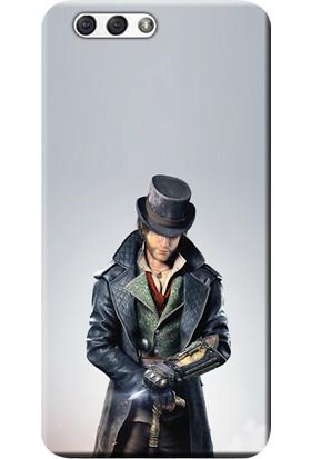 Kılıf Merkezi Asus Zenfone 4 Kılıf Z01KD-ZE554KL Silikon Baskılı AssassinCreed STK:229