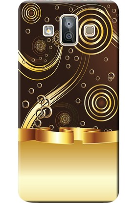 Kılıf Merkezi Samsung Galaxy J7 Duo Kılıf SM-J720F Silikon Baskılı Desen Tasarım STK:278