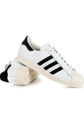 Adidas Superstar 80s Bayan Erkek unisex Spor Ayakkabı BB2231