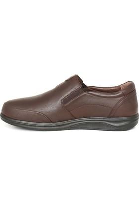 GREYDER Confort Erkek Ayakkabı 66100 Kahve