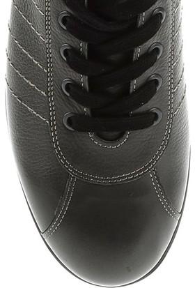 Riccardo Colli Hakiki Deri Erkek Ayakkabı M3752 Siyah