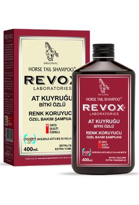 Revox At Kuyruğu Bitki Özlü Renk Koruyucu Özel Bakım Şampuanı 400 ml