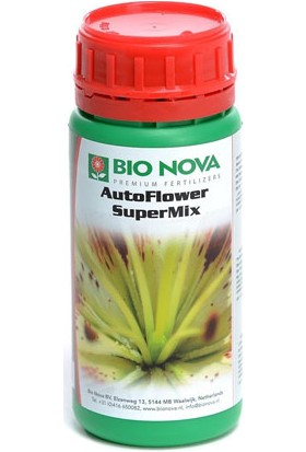 Bionova Autoflower Supermix 250 Ml