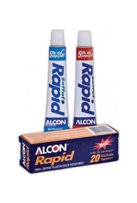 Alcon Rapıd Plastik Çelik 5 Dakika 16 Gr. Kutu 2212