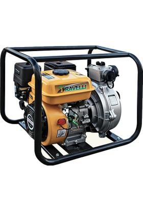 Ravelli Yüksek Basınçlı Benzinli Su Motoru