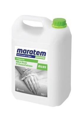 Maratem M105 Alkol Bazlı El Dezenfektanı 5lt