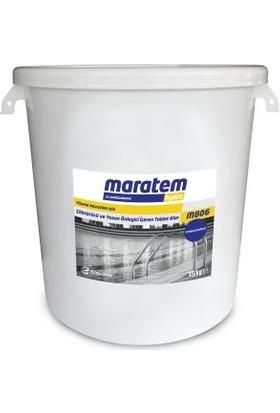 Maratem M806 Çöktürücü ve Yosun Önleyici İçeren Stabilizatörlü Klor Tableti 20kg
