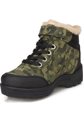Raider Boots Erkek Çocuk Bot Kışlık Ayakkabı Günlük Unisex