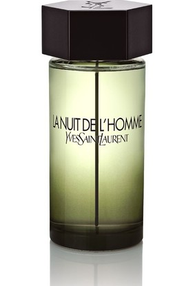 Yves Saint Laurent La Nuit De L'homme Edt 200 Ml