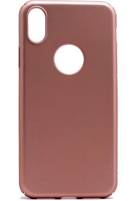 TeknoArea Apple iPhone X Kılıf 3A Rubber Kapak