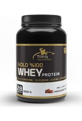 Torq Nutrition Gold Whey Protein 1000 Gr Protein Tozu