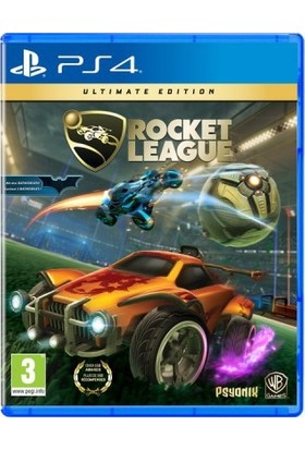 Rocket League Ultimate Edition PS4 Oyunu