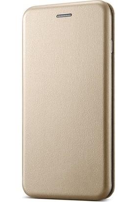 Ehr. Huawei Mate 10 Lite Cüzdanlı Mıknatıslı Kapaklı Ultra Lüx Kılıf