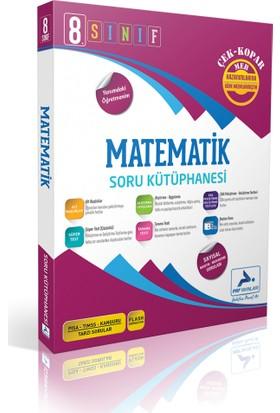 Paraf Yayınları 8.Sınıf Matematik Soru Kütüphanesi
