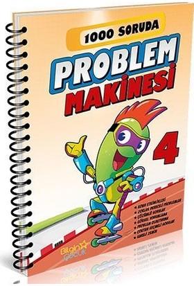 Bilgin Çocuk Yayınları 4.Sınıf Problem Makinesi