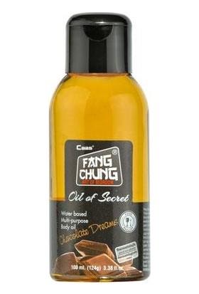 Oil of Secret - Çikolata Aromalı Masaj Yağı - 100 ml