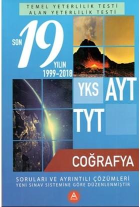 A Yayınları Yks Ayt Tyt Coğrafya Son 19 Yılın Çıkmış Soruları Ve Ayrıntılı Çözümleri-Yeni