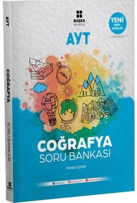 Başka Yayınları Ayt Coğrafya Soru Bankası