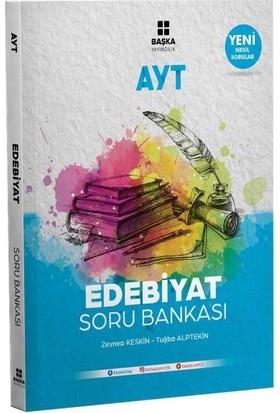 Başka Yayınları Ayt Edebiyat Soru Bankası