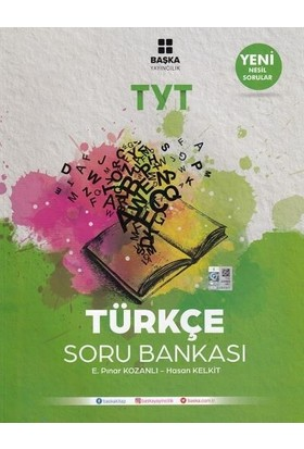 Başka Yayınları Tyt Türkçe Soru Bankası