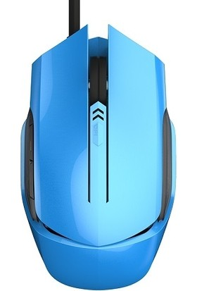 James Donkey 112C Mavi Optik 6 Tuş Programlanabilir 2500 Dpı Led Aydınlatmalı Omron Usb Kablolu Gaming (Oyuncu) Mouse