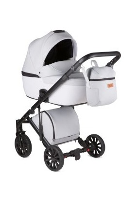 Anex® Cross 2.0 - 3'ü 1 Arada Bebek Arabası Set - Mermer