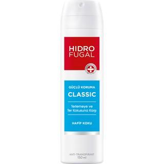 Hidrofugal Anti-Transpirant Deodorant Sprey Unisex 150 ml