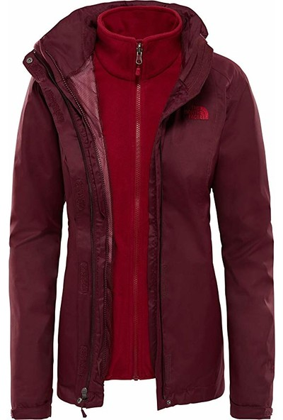 The North Face W Evolve II Triclimate Ceket