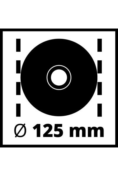 Einhell TE-AG 125 CE Kit Devir Ayarlı Taşlama