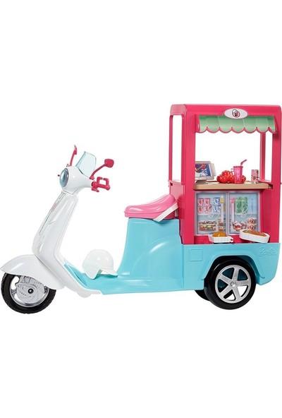 Barbie Barbie'nin Yemek Arabası