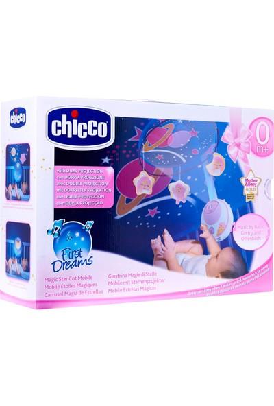 Chicco Büyülü Yıldızlar Dönence Pembe