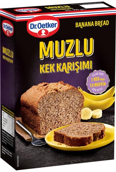 Dr. Oetker Kek Karışımı Muzlu Banana Bread 399 gr
