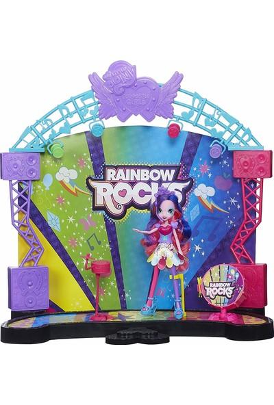 Equestria Girls Rainbow Rocks Konser Sahnesi