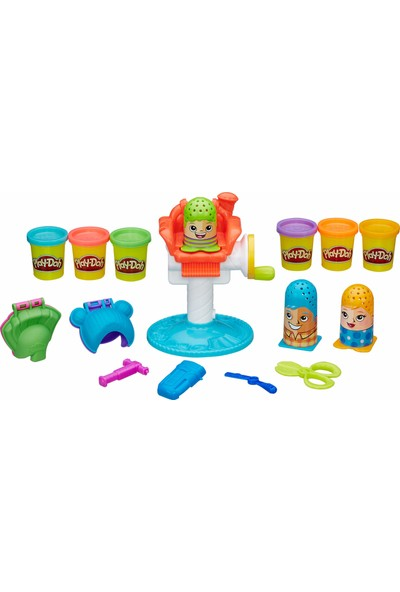 Play-Doh Çılgın Berber