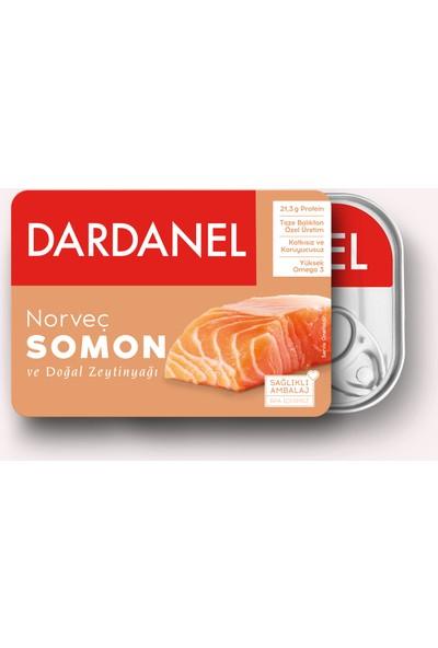 Dardanel 100 g Zeytinyağlı Somon Konserve