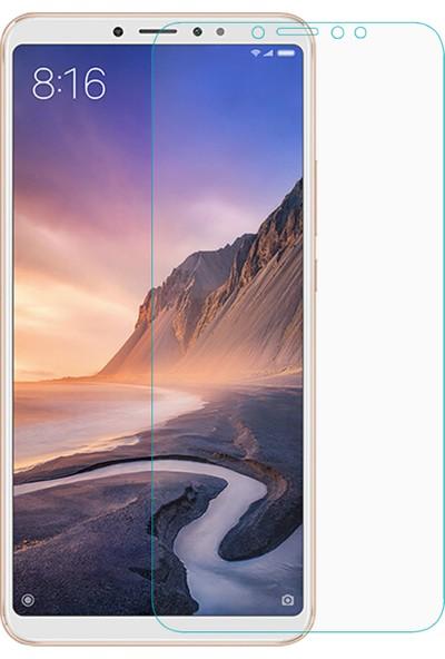 Microsonic Xiaomi Mi Max 3 Temperli Cam Ekran Koruyucu Film