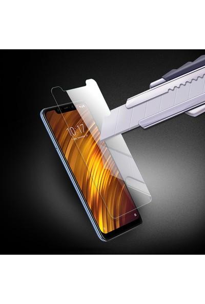 Microsonic Xiaomi Pocophone F1 Temperli Cam Ekran Koruyucu Film