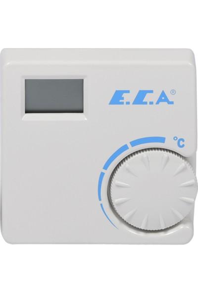 E.C.A. Ert 176 Rf Kablosuz Oda Termostatı
