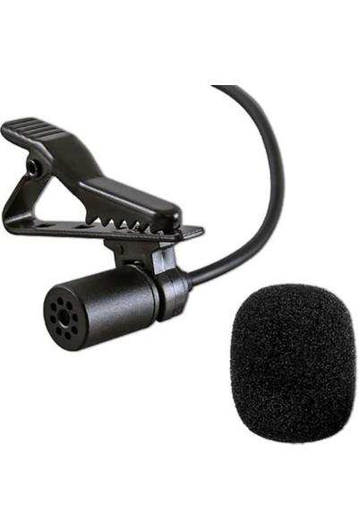 Boya Profesyonel Youtuber Yaka Mikrofonu By-M1 Mikrofon
