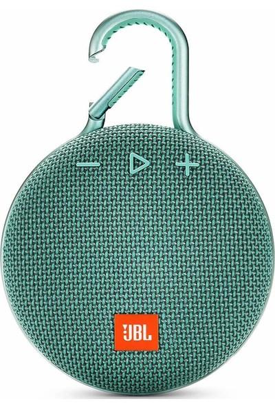JBL Clip 3 IPX7 Su Geçirmez Taşınabilir Bluetooth Hoparlör