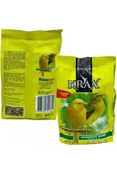 Krax Kanarya Yemi 400 gram
