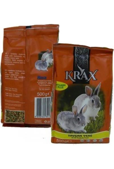 Krax 500 Gr Tavşan Yemi
