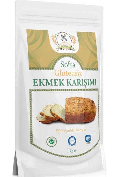 Gltensiz Sofra Ekmek Karışımı 1 kg