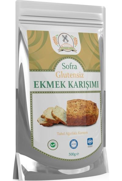 Glutensiz Sofra Ekmek Karışımı 500 gr