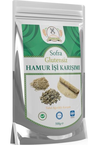 Glutensiz Sofra Hamurişi Karışımı 500 gr