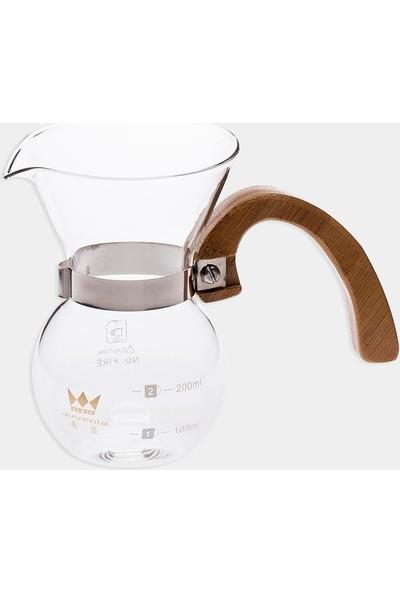 Konchero Chemex Doğal Kahve Demleyicisi 200 ml