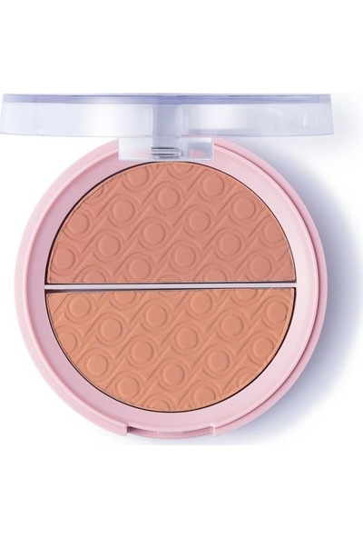 Flormar Pretty Matte Blush 05 Bronze Kiss