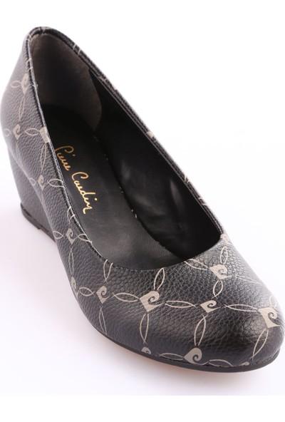 Pierre Cardin 51145 Kadın Ayakkabı Siyah