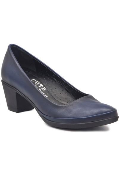 Gedikpaşalı 9K 8668 Lacivert Klasik Kadın Ayakkabı
